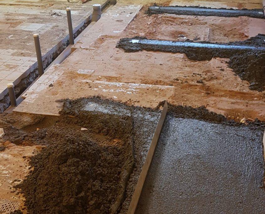 Saneamiento enterrado