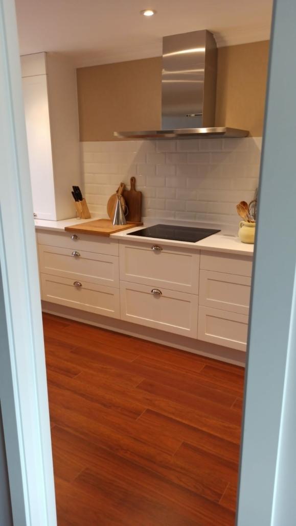 reforma casa cocina